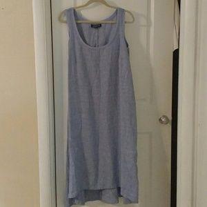 Jones New York Linen Dress NWT