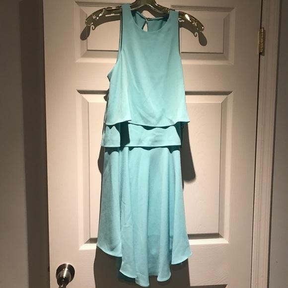 Tibi Dresses - Tibi aqua dress