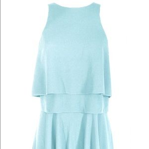 Tibi Dresses - Tibi aqua dress