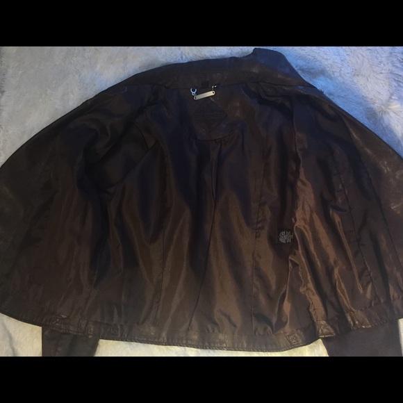 Joujou Vegan Leather Jacket