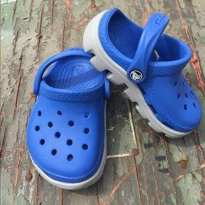 CROCS Other - Crocs Blue/Gray