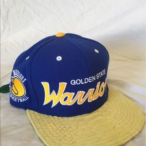 Mitchell   Ness Accessories - Mitchell Ness Golden State Warriors Snakeskin  Hat d3f4b5678fe2
