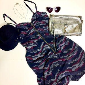 Vena Cava Dresses & Skirts - Vena Cava Silk Bustier Style Midi Dress