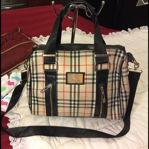 Burberry Of London Blue Label Handbag 63