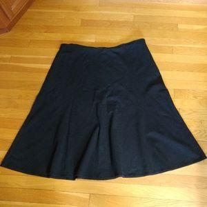 Charter Club Midi Skirt in Black
