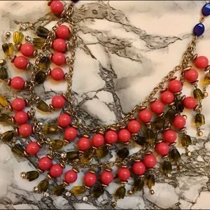 Anthropologie Jewelry - tiered necklace