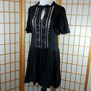 Jen's Pirate Booty Dresses & Skirts - Jens Pirate Booty, black Trickster mini dress