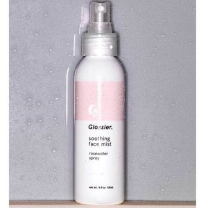 Glossier Other - BRAND NEW Glossier Soothing Rosewater Mist