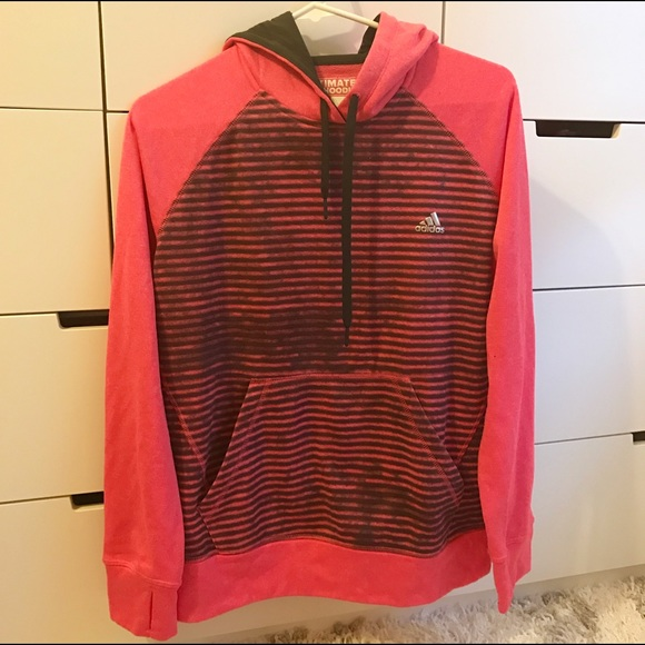adidas Tops - winter workout hoodie