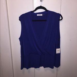 Calvin Klein sleeveless top