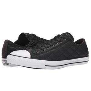 Converse Other - Unisex Converse Chuck Taylor All Star® Quilted Ox