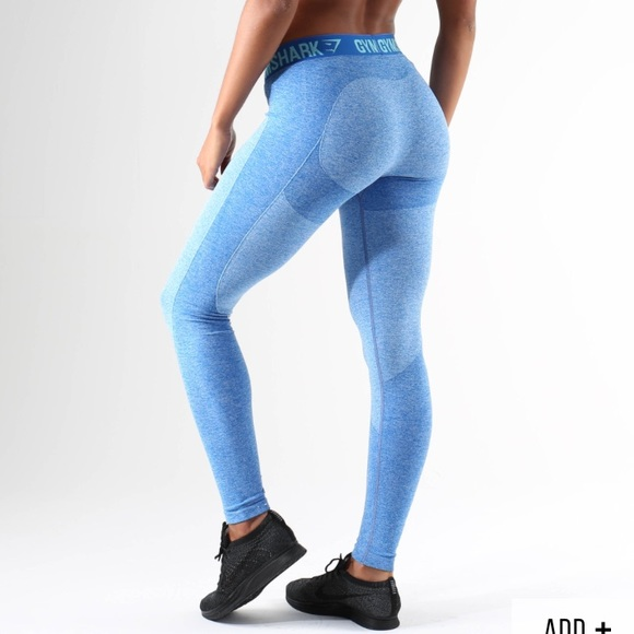 d6e97613c3d20 Gymshark Pants | Flex Leggings Blueberry Marlmarine Blue | Poshmark