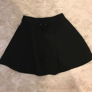 Aiko Dresses & Skirts - Aikos Black Quilted Mini Skirt Size S