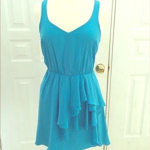 Amanda Uprichard Dresses & Skirts - Ruffle bottom dress