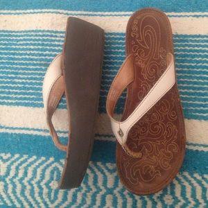 OluKai Shoes - Olukai Wedge Sandal