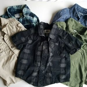 Old Navy Other - Collared Shirt Bundle