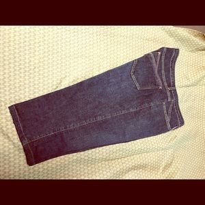 Lee ladies denim capris