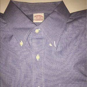 Brooks Brothers Other - Brooks Brothers Checkered Traditional Fit non Iron