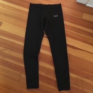 Mountain Hard Wear Pants - Mountain Hard ware Leggings