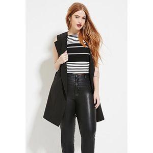 🌸 3/$30 🌸 F21+ Striped Cami Crop Top
