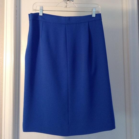 80 j crew dresses skirts nwt j crew blue