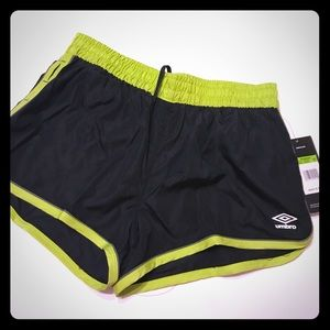 Umbro Pants - Women's Umbro workout shorts