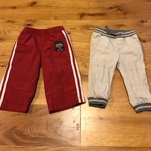 Other - Athletic pants and joggers for baby