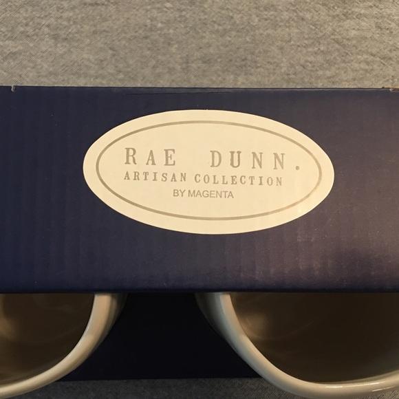 43 Off Accessories Mr Mrs Rae Dunn Artisan