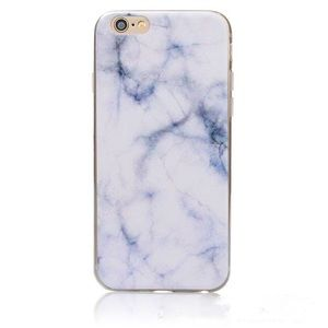 on the edge boutique Accessories - the marble soft phone case