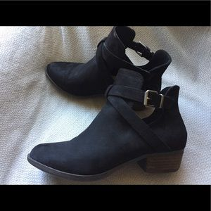Meggy boots by JustFab, size 9