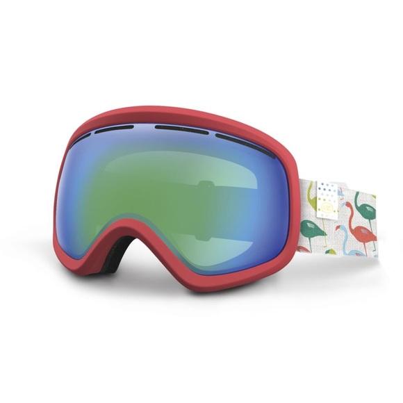 2affe3de55 Von Zipper Skylab Coral Snowboarding Goggles. M 592cb9a26a58307d900230dd