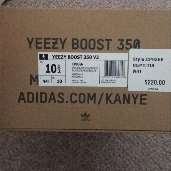 adidas Shoes | Deadstock Yeezy Boost 35