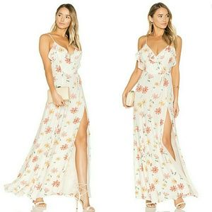 Privacy Please Dresses & Skirts - Privacy Please floral maxi dress