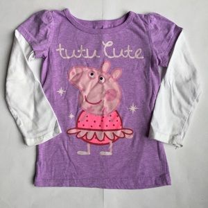Peppa Pig Other - Peppa Pig T-shirt 2T