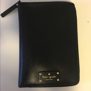 Kate Spade Wellesley planner without inserts