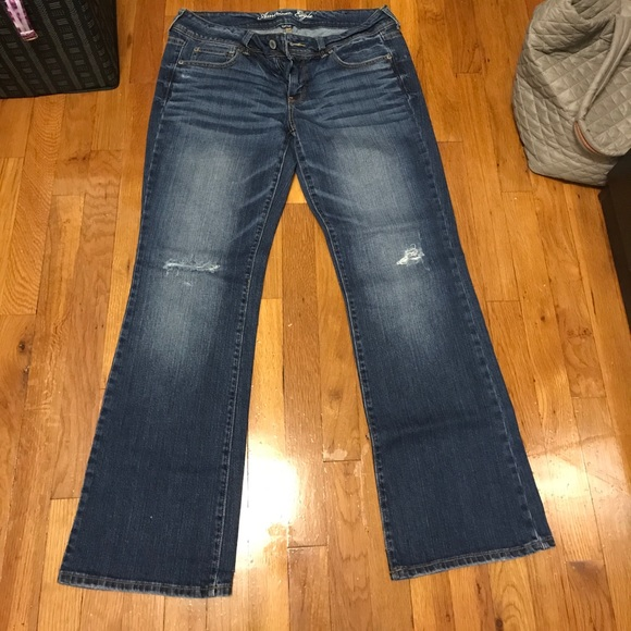 American Eagle Outfitters - Womenu0026#39;s American Eagle Jeans boot cut from Lizu0026#39;s closet on Poshmark