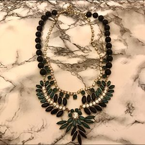 Jewelry - statement necklace (hold for @mrspoe32)