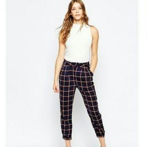 Greylin Pants - Greylin Kasper Plaid Pants