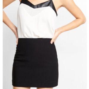 Express black skirt size 4.