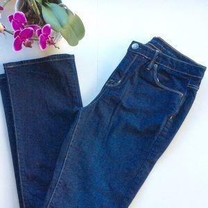 Curvy Bootcut Denim Jeans