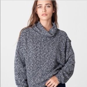 Sweaters - American apparel cowl neck sweater