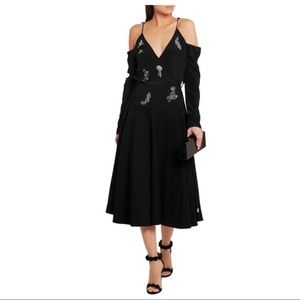 Preen by Thornton Bregazzi Dresses & Skirts - Preen By Thornton Bregazzi Silk Florentine Dress
