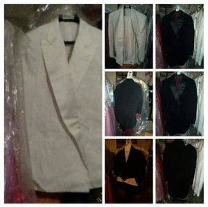 Other - Pick up only Tuxedos jackets