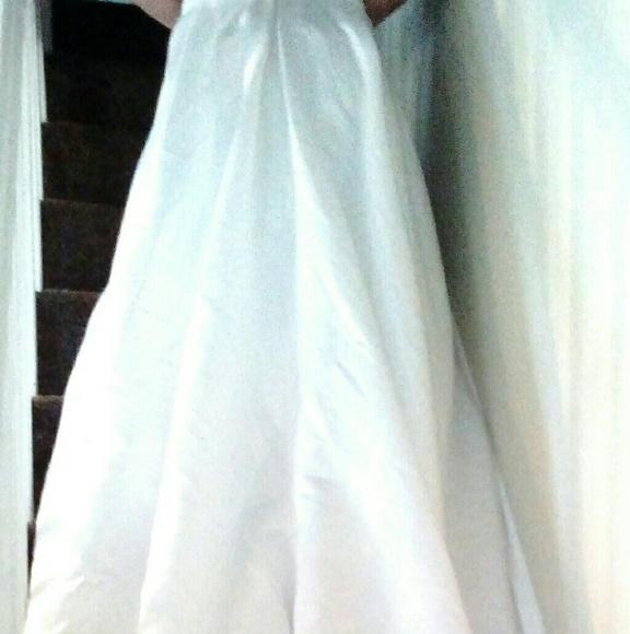 63 off dresses skirts pick up only ashley jordan for Ashley jordan wedding dress