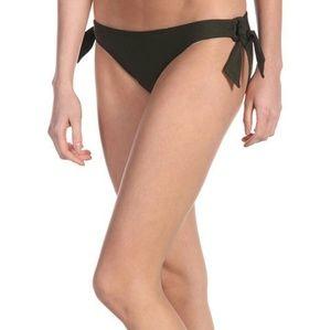 Nike swim wear bottom(dark army color)