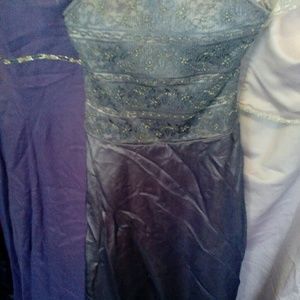 Dresses & Skirts - Pick up only Purple dress (box 22- dress 4)
