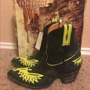 Old Gringo Shoes - 🤠NWT🤠Old Gringo ankle boots