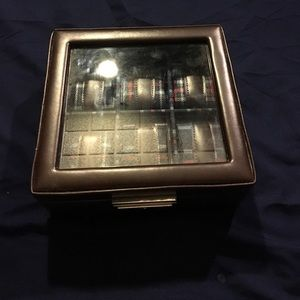 Other - Watch box (brown)- holds 6 watches