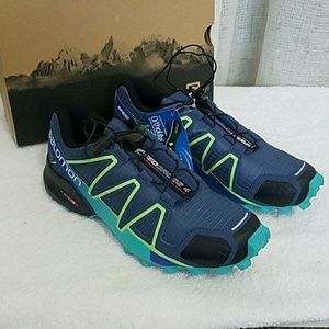 Salomon Shoes - NWT Salomon Speedcross 4 Women sz. 7