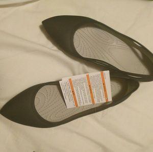 CROCS Shoes - Crocs Rio pointy flats